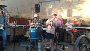 St. Patrick's Day with Chuck Wagon! @ Tubac Jack's
