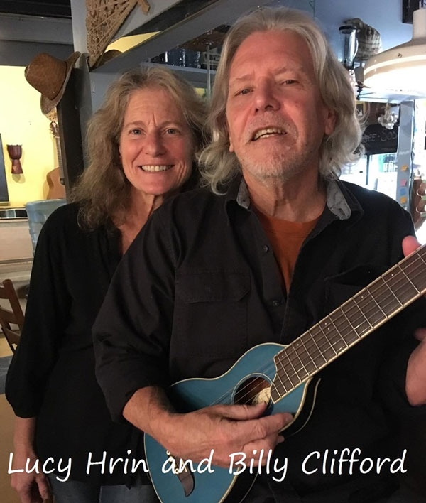 Lucy Hrin & Billy Clifford