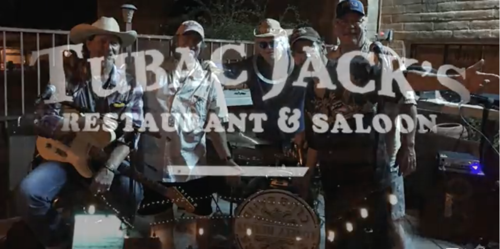 Chuck Wagon Band at Tubac Jack's